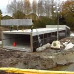 Concrete Box Culvert Assembly at Inchya Road | Shay Murtagh Precast