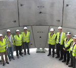 Shay Murtagh Precast Tunnel Segments for C310 Thames Tunnel