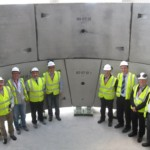 Precast Concrete Tunnel Segments for C310 Thames Tunnel | Shay Murtagh Precast