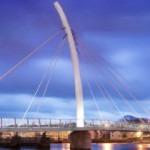 Ridgepool Pedestrian Footbridge | Shay Murtagh Precast