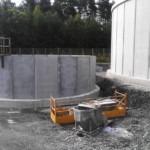 Concrete Storage Tanks for Lower Melville Wood | Shay Murtagh Precast