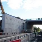 Bridge Beams for Newmains Underbridge M9 Junction | Shay Murtagh Precast