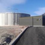 Concrete Storage Tanks for Irish Distillers Ltd. | Shay Murtagh Precast