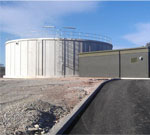 Concrete Storage Tanks