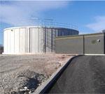 Concrete Storage Tanks