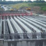 Bridge Beams for Omagh Hospital Link Road   Shay Murtagh Precast
