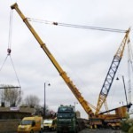 Bridge Beams for Henrietta Street   Shay Murtagh Precast