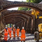 Specialist Ladder Beams Delivered to Chorley Tunnel | Shay Murtagh Precast