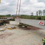 Bridge Beams & Culverts For Strathroy Link Road, Omagh | Shay Murtagh Precast