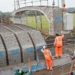 Templars Way Overbridge / Network Rail J Murphy & Sons | Shay Murtagh Precast