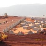 Tip Wall, Sierra Leone | Shay Murtagh Precast