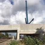 Cill Beams for Dublin to Cork line – OBC206 Irish Rail | Shay Murtagh Precast