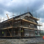 Precast Structural Walls for Hansfield Houses – Alcrete by Shay Murtagh | Shay Murtagh Precast