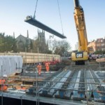 Cill Beams for Upper Holloway Bridge North London | Shay Murtagh Precast