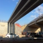 Bridge Beams for Costain Whitley Junction Improvement works in Coventry | Shay Murtagh Precast