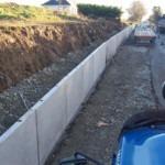 Concrete Retaining Walls | Shay Murtagh Precast