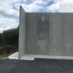 Precast culverts and bespoke patterned wing walls for the Allt Fhiodhan Bridge, Clencoe | Shay Murtagh Precast