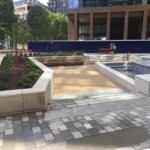 Hard Landscaping, Harbour Central, Isle of Dogs, London | Shay Murtagh Precast