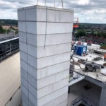 Lift Shaft Box Units for Leeds University | Shay Murtagh Precast