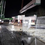 Collision Beam for Haverfordwest for theNetwork Railupgrade project along the South Wales Mainline | Shay Murtagh Precast