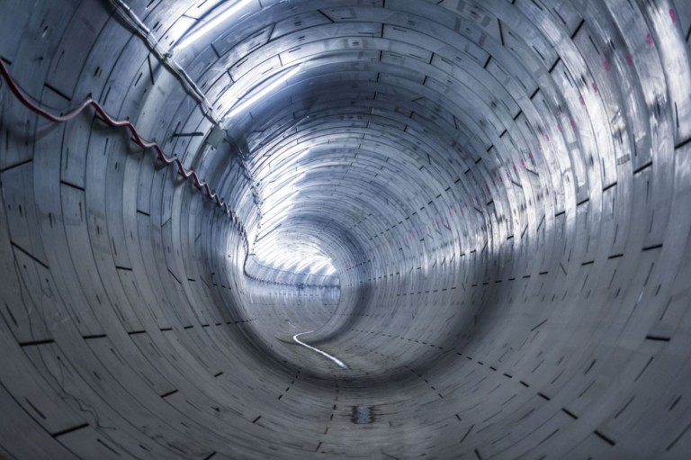Crossrail Tunnel | Shay Murtagh Precast